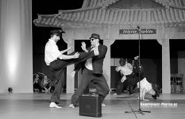 Die Shinson Hapkido Variation der Blues Brothers aus der Schweiz