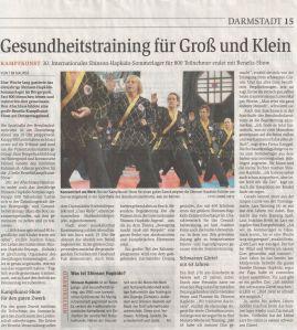 Darmstädter Echo 9.8.2014