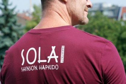 T-Shirt Rückseite